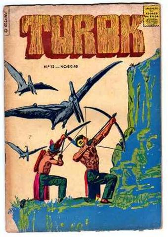 Turok - Quadrinhos