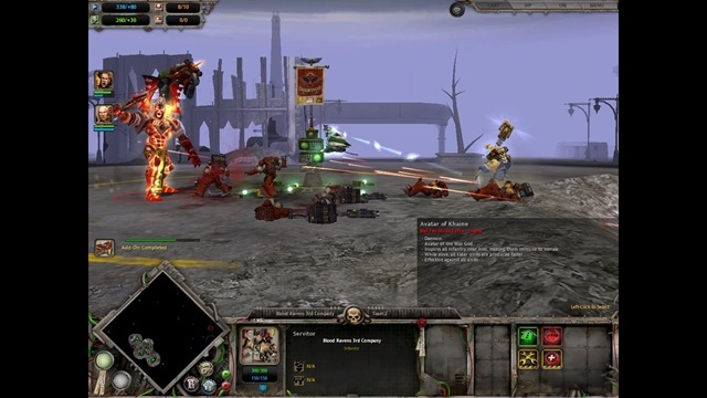 Dawn of War - Screenshot 01