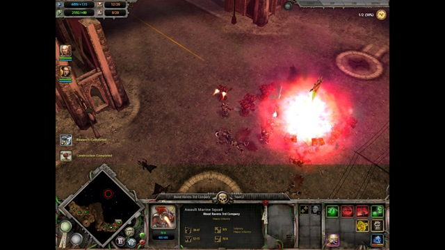 Dawn of War - Screenshot 04