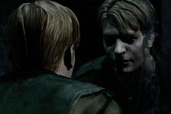 Silent Hill 2 - James no Espelho