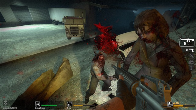 Left 4 Dead - My Screenshot 29