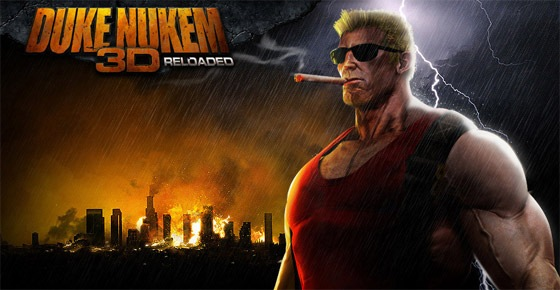 Duke Nukem 3D Reloaded