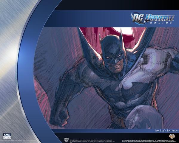 DCUO - Batman
