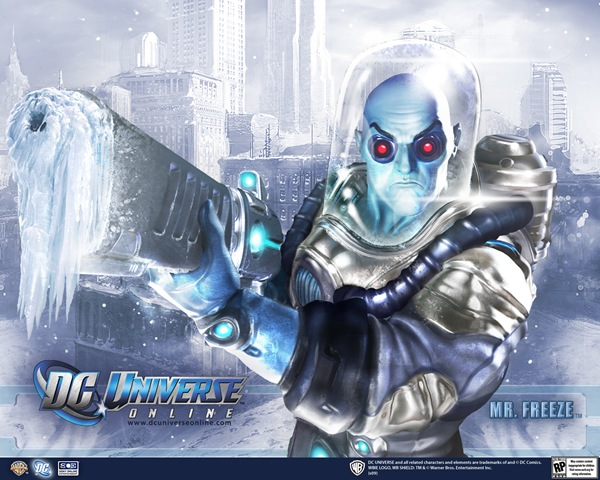 DCUO - Mr Freeze
