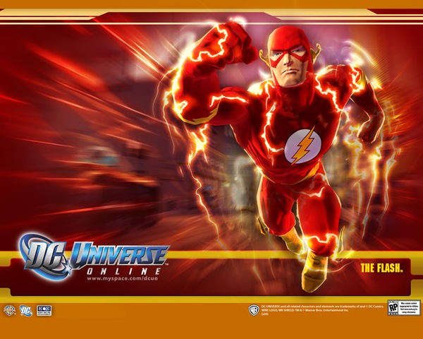 DCUO - The Flash