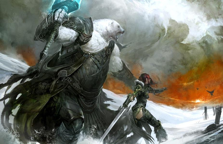 Guild Wars  Guardian Survival Build