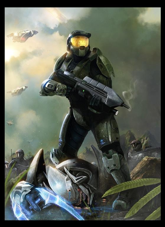 Halo - Master Chief (clique para ampliar!)