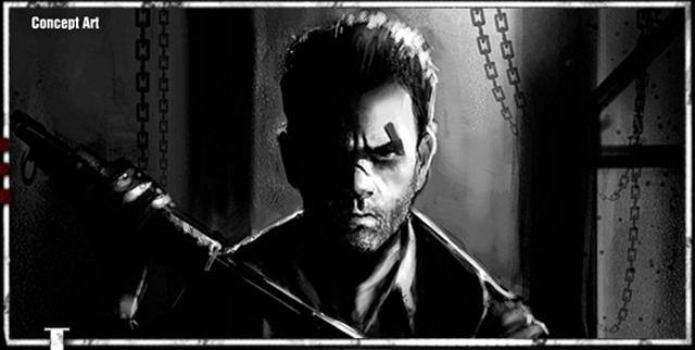 Max Payne - Arte Conceitual