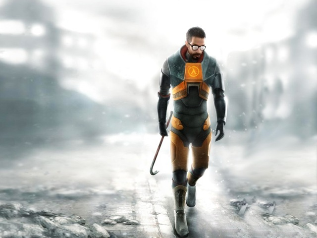 Half-Life 2 - Gordon Freeman