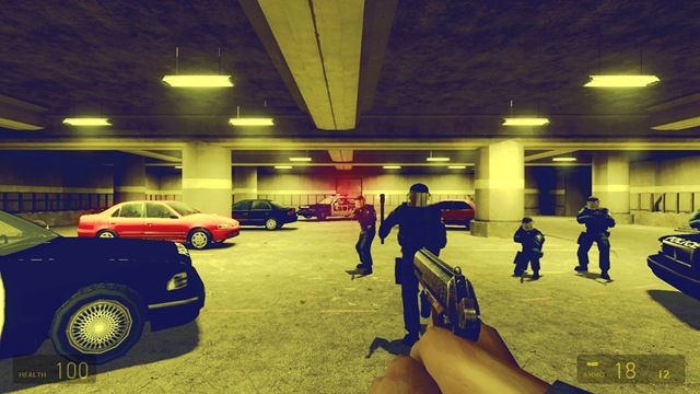 Comatose (Half-Life 2 Mod) 01