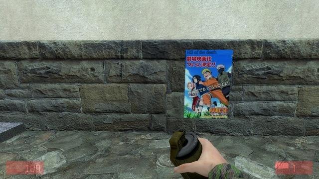Half-Life 2 - Old School Mod 01