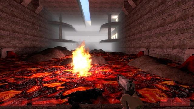 Half-Life 2 - Old School Mod 04