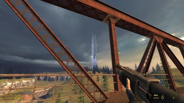 Half-Life 2 - Precursor Mod 02
