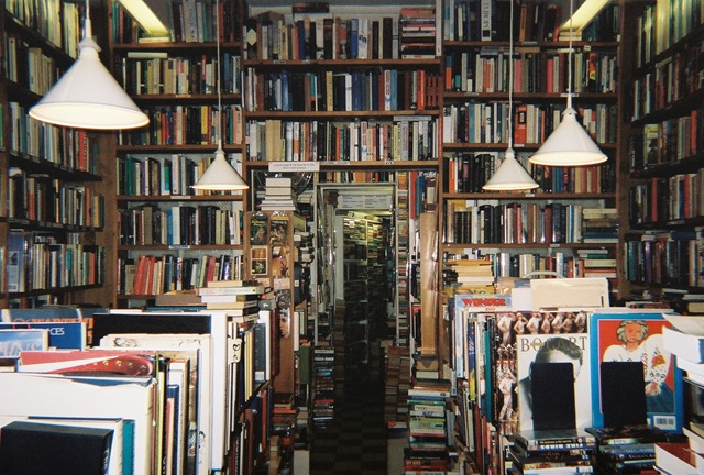 Sebo de livros