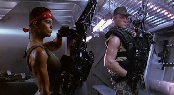 Aliens - Marines