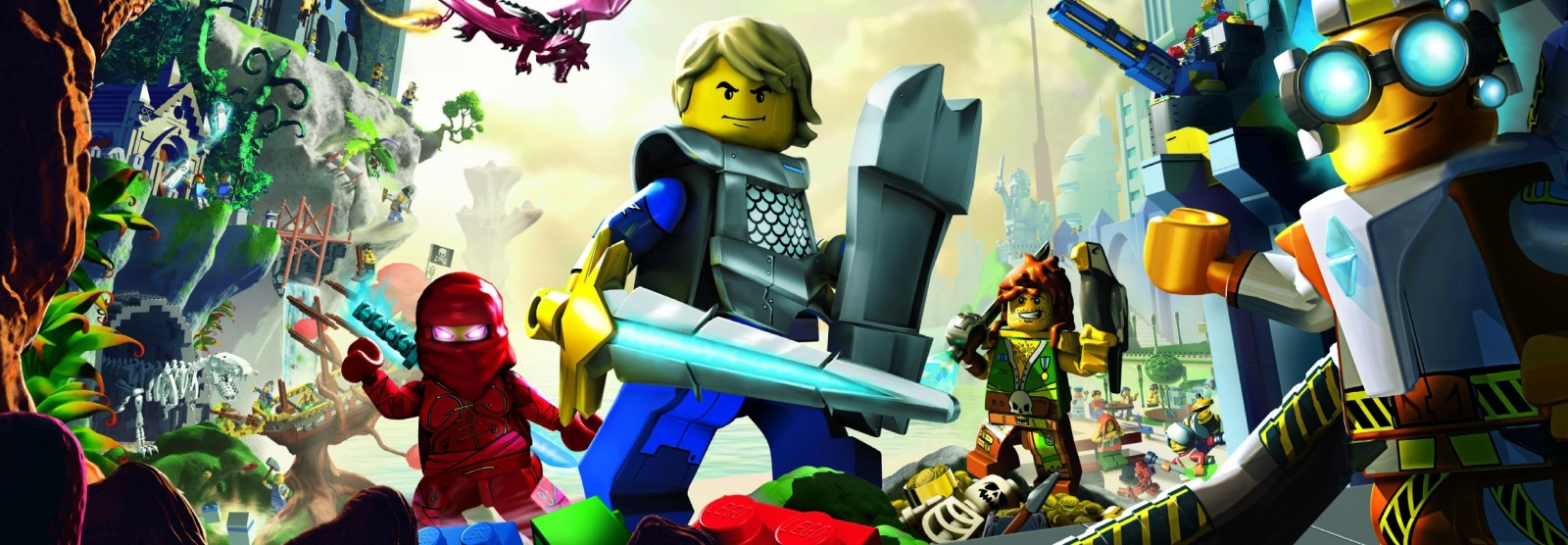 how to play lego universe 2018