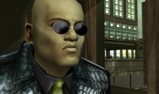 Matrix Online - Morpheus