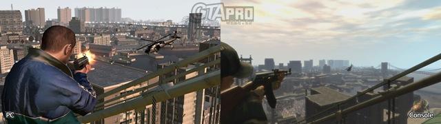 GTA IV - PC vs Xbox360 02