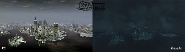 GTA IV - PC vs Xbox360 03