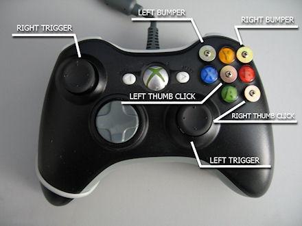 N0M4D - Controle do Xbox Modificado