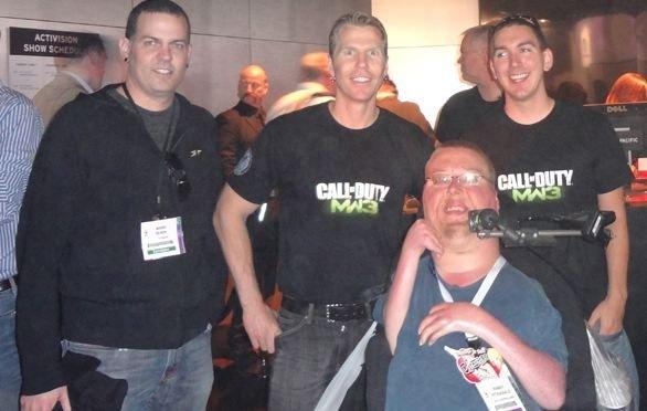 N0M4D - E a equipe de desenvolvimento de Modern Warfare 3