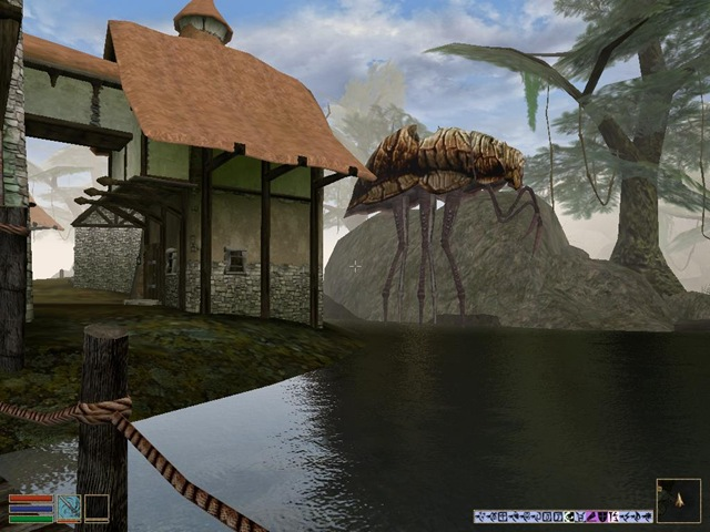 Morrowind - My Screenshot 08