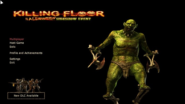 Killing Floor - Halloween 02