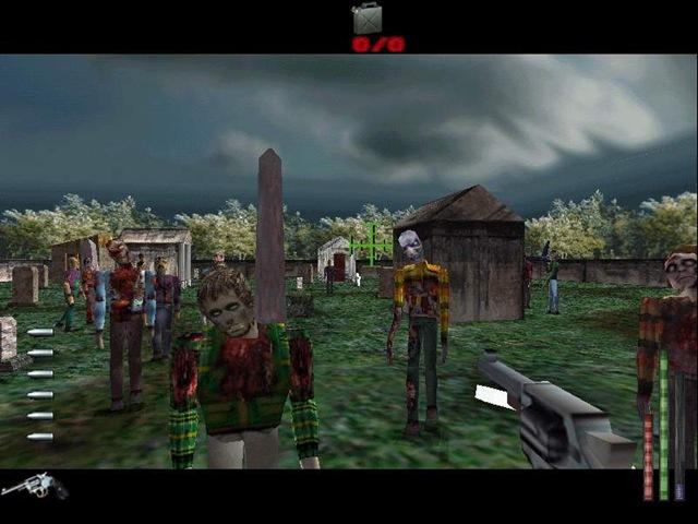 Dusk of the Dead 01