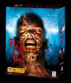 Flesh Feast - Box