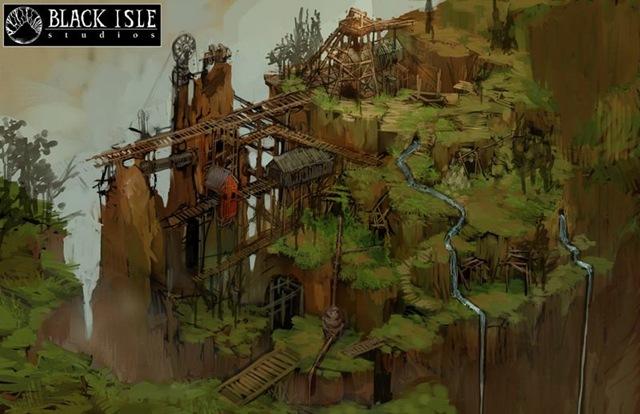 Baldur's Gate III - Arte Conceitual