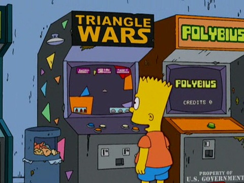 Polybius - Simpsons