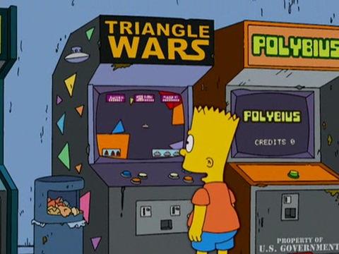 Polybius - Simpsons