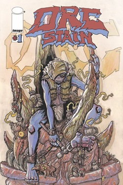 Orc Stain - Cover