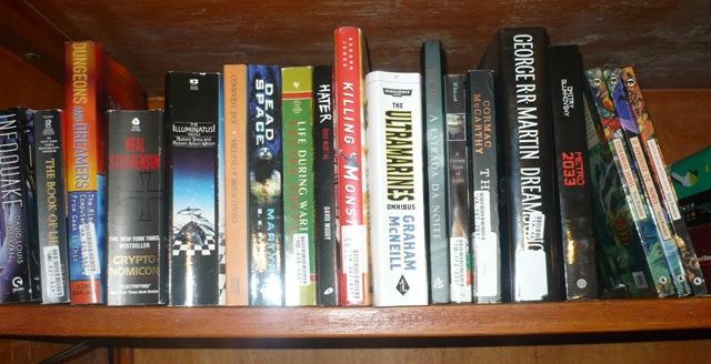 Livros, livros, livros