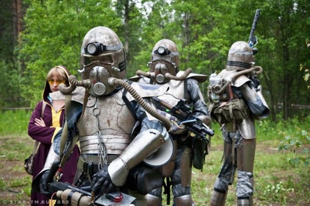 Fallout - Cosplay 01