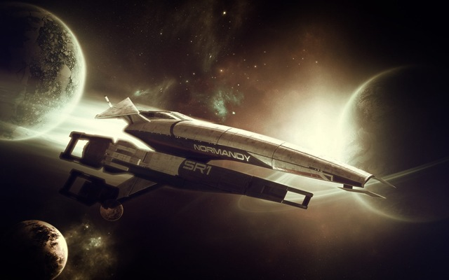 Mass Effect -  Normandy SR1