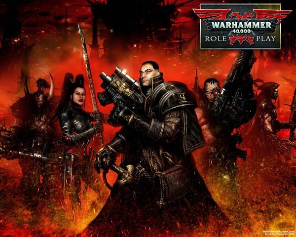 Warhammer 40K - RPG