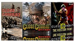 Close Combat - Series