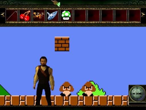Limbo of the Lost e... Mario?!