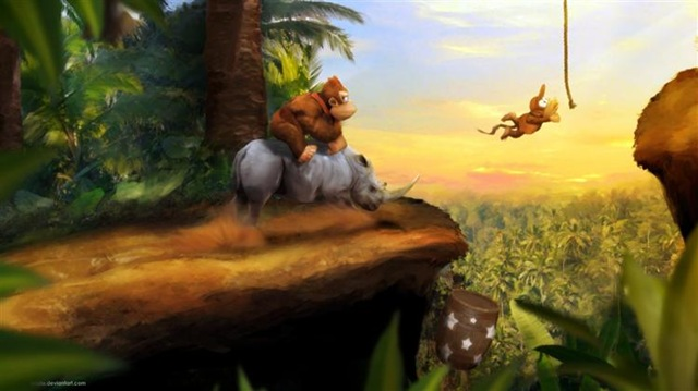 DKC_by_Orioto