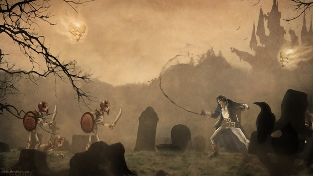 Castlevania Land of Sorrow (by Orioto)