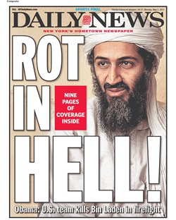 Osama Bin Laden - Apodreça no Inferno