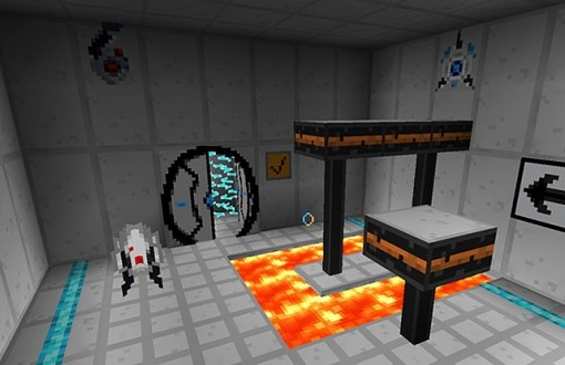 Minecraft - Portal
