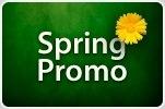 Promoção de Primavera
