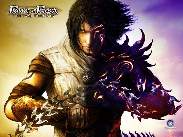 Prince Of Persia - Two Thrones (clique para ampliar)