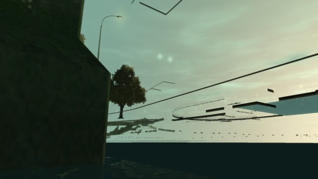 Glitch - GTA IV