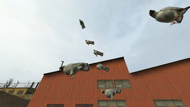 New Perspective - Half-Life 2