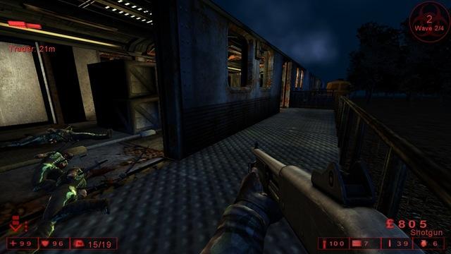 Killing Floor - Train