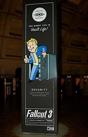 Fallout 3 - Metrô