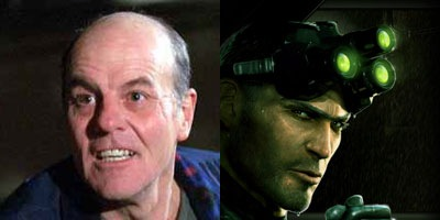 Michael Ironside - Sam Fisher
